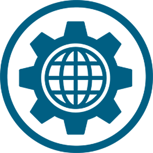 global-cog-icon-dark-blue
